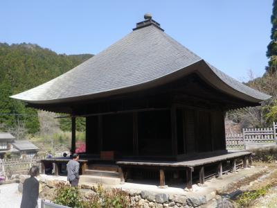 奥武蔵・東吾野から福徳寺・ユガテ・深沢山を歩いて武蔵横手へ