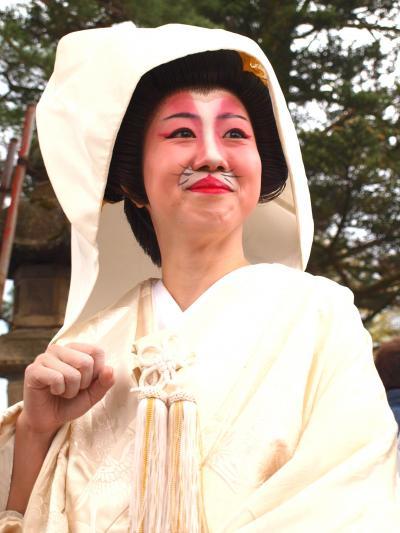 2014つがわ 「 狐の嫁入り行列 」 の旅 < 新潟県東蒲原郡阿賀町 >