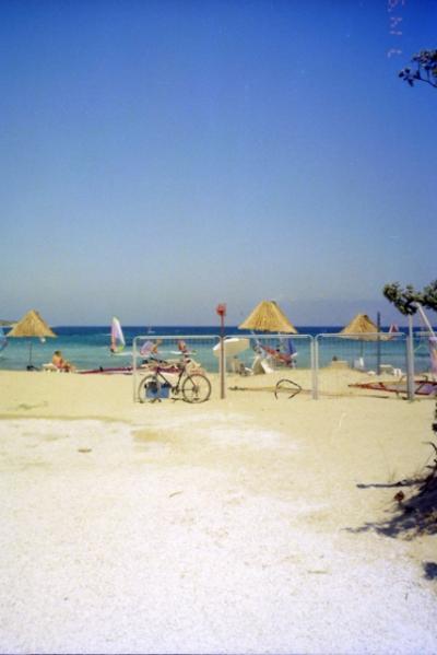 1991年 世界一周 Vol 7  ギリシャ パロス島