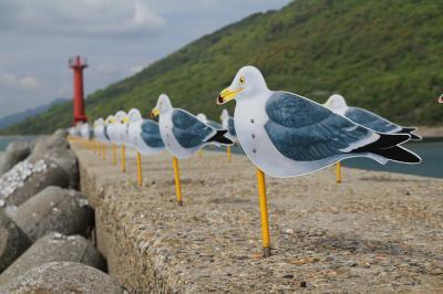 春の瀬戸内 島のアートを巡る旅(3日目)@女木島