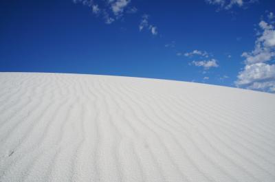 白い砂漠 ホワイトサンズに行ってみた話