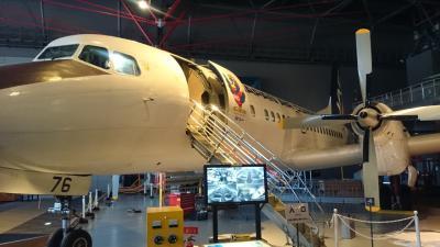 三沢の航空博物館&三沢空港①