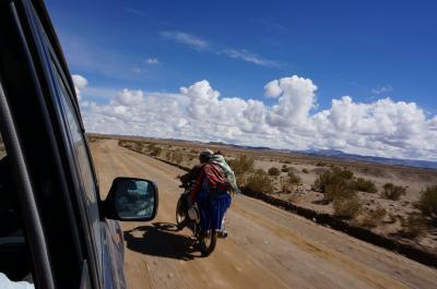 2012&2013年 目指すはウユニ塩湖♪4日目(La Pazへ向けて)