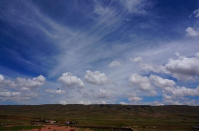 2012&2013年 目指すはウユニ塩湖♪5日目(遺跡と月の谷、そしてお別れ)