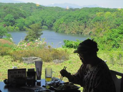 母の日に久しぶりに宮沢湖温泉「喜楽里別邸」へ