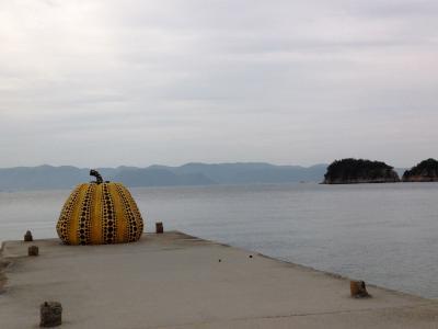 2014GW(4/27~5/4)瀬戸内&四国周遊 (2) ~「アートな島」直島へ~