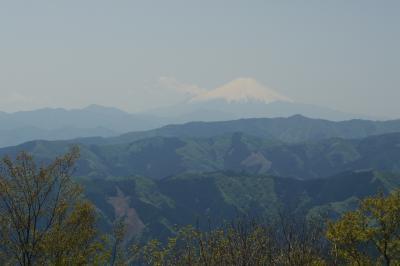 御岳山~大岳山 中級の山に挑戦! (富士山初登頂をめざしてトレーニング VOL5)