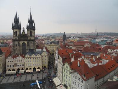 プラハ ~旧市街広場を中心に