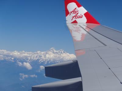 アジアを飛行機で飛びまくる旅(12) 4日目 さよならネパール編