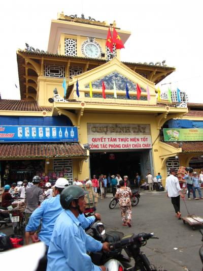 2014 ベトナム・サイゴン 旧市街チョロン界隈 ぶらぶら歩き暇つぶしの旅-2