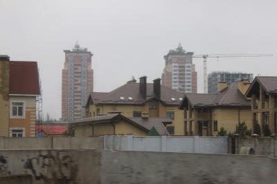 Donetsk 旅行記 1月10日 その4