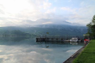 オーストリア旅行 ザルツカンマーグートAtterseeとその湖畔の宿