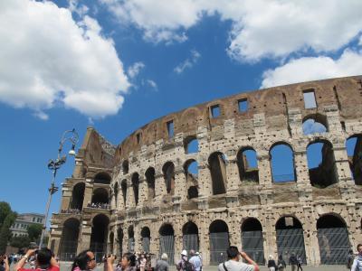 満喫イタリアの旅 5日目  ローマ ・ ヴァチカン