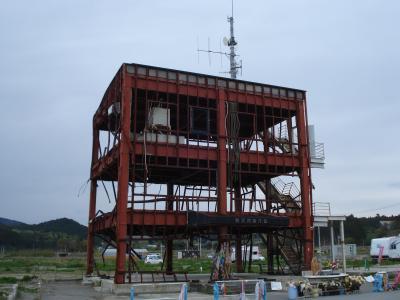 5日目震災後の高田松原と観音様とスタンプラリー