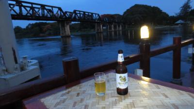 「戦場にかける橋」へ・・・ 初めてのカンチャナブリー