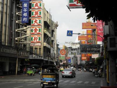 タイ~マレーシア人生初の海外一人旅