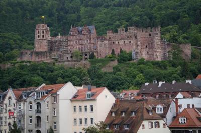 ワタシガミエテイルモノスベテ 2014春 ~続 そうだっドイツに行こう!~ 5th Days ヴュルツブルク・ハイデルベルク・フランクフルト観光