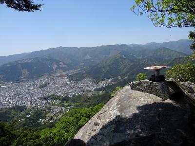 クレージー紀伊半島① 最速の熊野古道 馬越峠編 (便石山、天狗倉山、尾鷲)