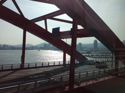 一年ぶりの神戸