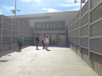 Torranceからワクワクドライブ☆メキシコ国境越え