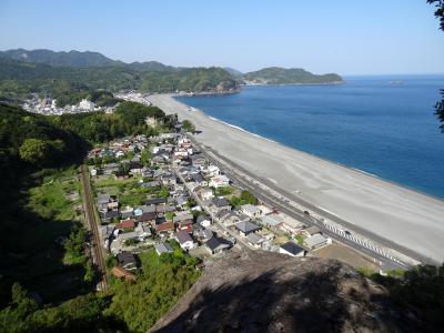 クレージー紀伊半島② 最速の熊野古道 松本峠編 (鬼ヶ城、獅子岩、花の窟)
