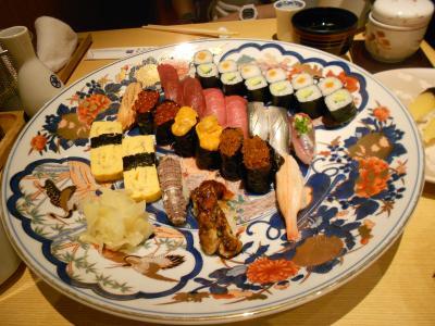 2014年5月★小樽 政寿司