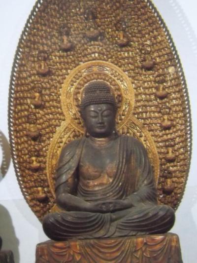 あきもせず 京都(1/3):清凉寺(嵯峨釈迦堂)と法金剛院