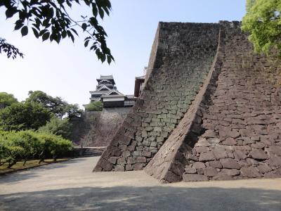 熊本県訪問記3 「4トラ熊本オフ会で集合」 熊本オフ会と熊本城