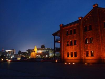 横浜中区の近代建築散歩 - 5  旧横浜英国総領事館 ~ 旧新港保税倉庫