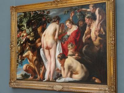 ベルギー 一人旅 (ベルギー王立美術館)