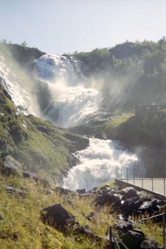 1991年 世界一周 Vol 33 ノルウェー ソグネフィヨルド
