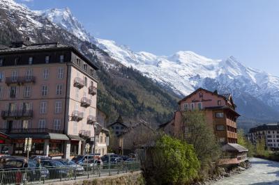 【フランス、スイス、イタリアを周る旅】山には行かなかった子連れでシャモニー