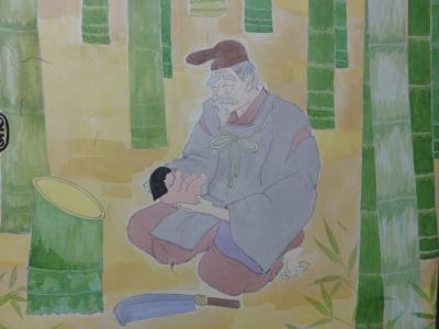 """""""かぐや姫の里""""京田辺「竹取翁博物館」"""