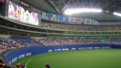 [野球]ビジター遠征・ナゴヤドームとゲーム博物館の旅(2014.5.28・29)