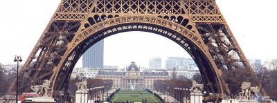 2001年 ヨーロッパ3カ国周遊ツアー(9 days) =パリ=