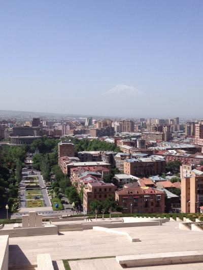 東欧・バルカン旅行その2 安くて人のいいアルメニア