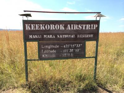ケニア・マサイマラまで動物を見に行く(4) ケニアから新ドーハ空港経由で日本へ帰国