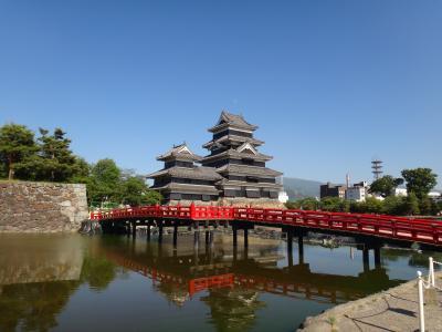 長野県☆松本城