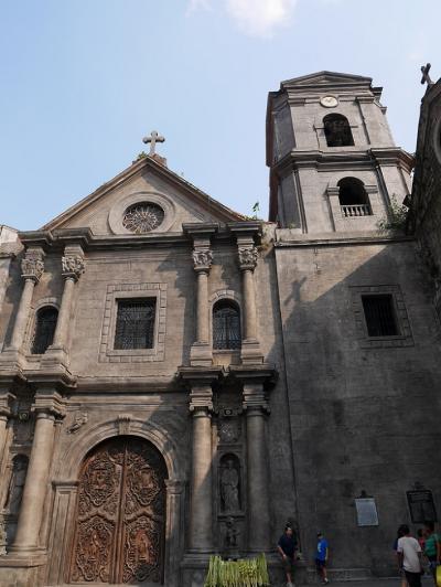 【フィリピン:世界遺産】 サン・オウガスチン教会 ~ マニラのバロック様式