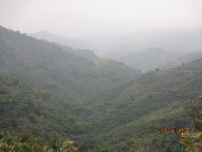 ラオス北部紀行(50)ルアンプラバンへ。