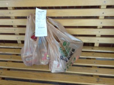 車社会の米国で、高齢者が、徒歩でスーパーへ買い物!!話せない聞き取れない!!できた!!