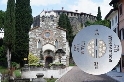 鉄のカーテンから近代的計画都市へノヴァ・ゴリツァ