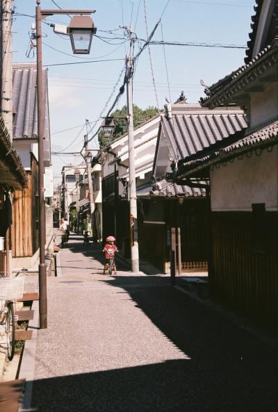 大阪・富田林 江戸時代の町並みが残る旧高野街道・寺内町をぶらぶら歩き旅