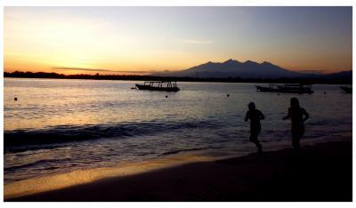 ロンボク縦断5日間③North West Islands of Lombok,Gili Trawangan、マジックマッシュルームの品書きはいつの間にか消えたけど、わくわく感がとまらない。