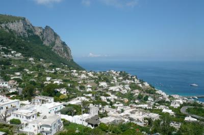 ■ イタリアの旅 (7)カプリ島の休日