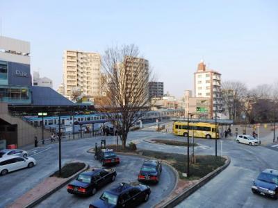 日本の旅 関東地方を歩く 東京都三鷹市(みたかし)三鷹駅(みたかえき)周辺