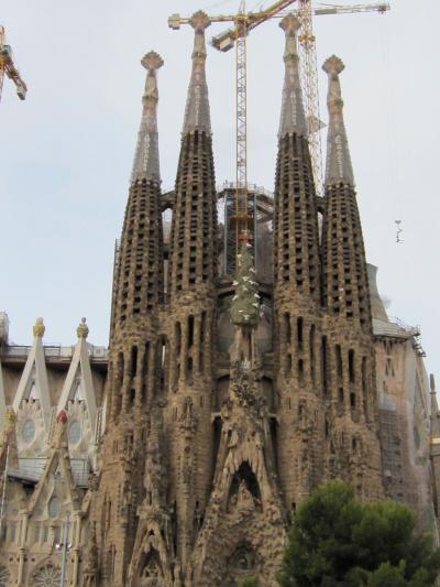 2週間ヨーロッパ周遊の旅☆一カ国目スペイン・バルセロナ