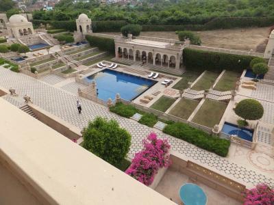 インド オベロイホテルと世界遺産に圧倒されて暑さを忘れました女子2人ゴールデントライアングルを回る旅【6】