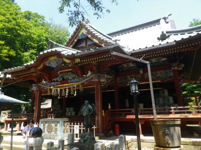 京王高尾山口駅より1号路を歩いて高尾山薬王院へ