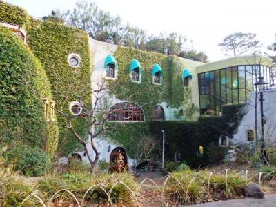 日本の旅 関東地方を歩く 東京都三鷹市(みたかし)の「三鷹の森ジブリ美術館」周辺